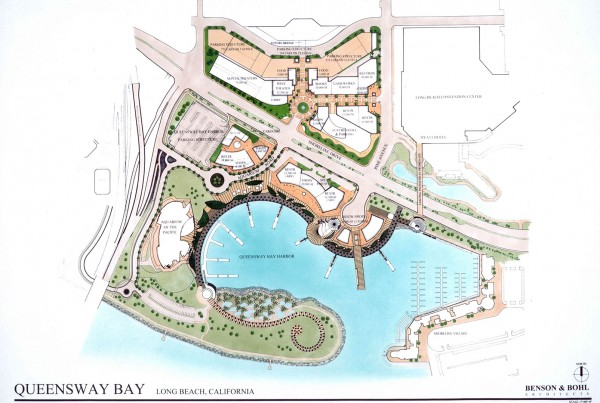 queensway bay planning